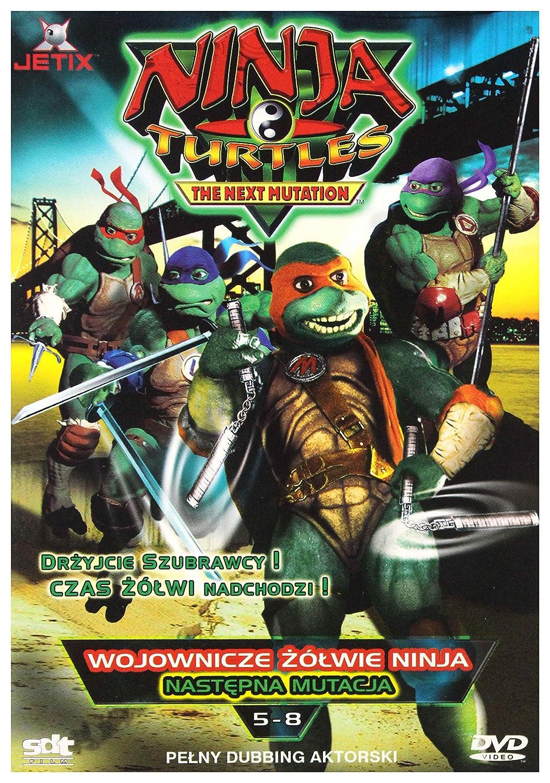 Ninja Turtles: The Next Mutation DVD IMPORT No hay versión ...