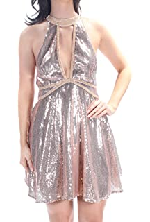 1b63e51fbbf2 Free People Women s Film Noir Sequin Mini Dress at Amazon Women s ...