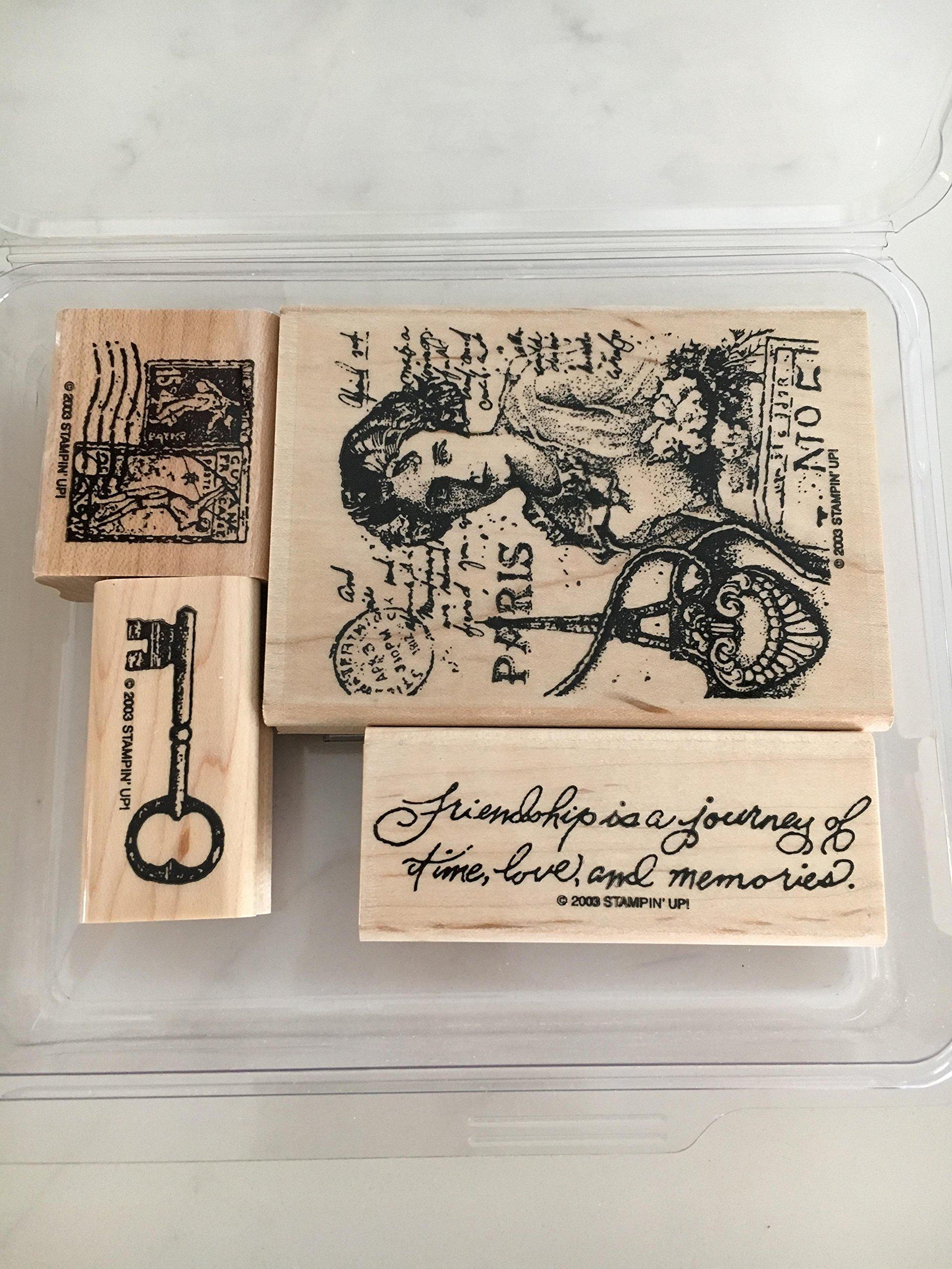 Stampin Up! Friendship's Journey Stamp Set