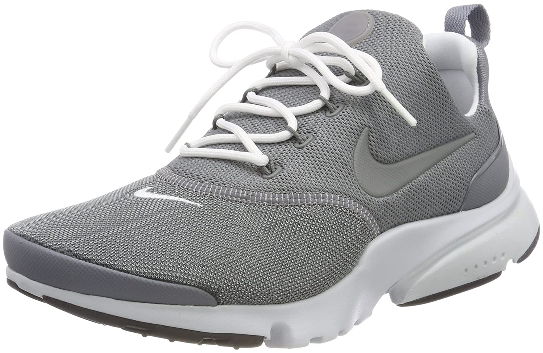 Nike Herren Presto Fly Gymnastikschuhe  40 EU Grau (Cool Grey/White-pure Platinum-black 012)