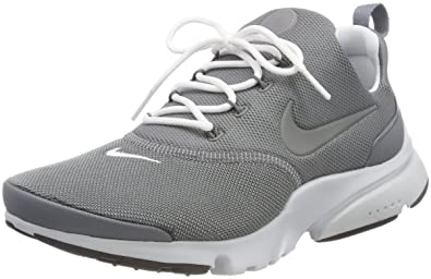 77da47f993b Nike Men s Presto Fly Cool Grey White Pure Platinum Running Shoe ...