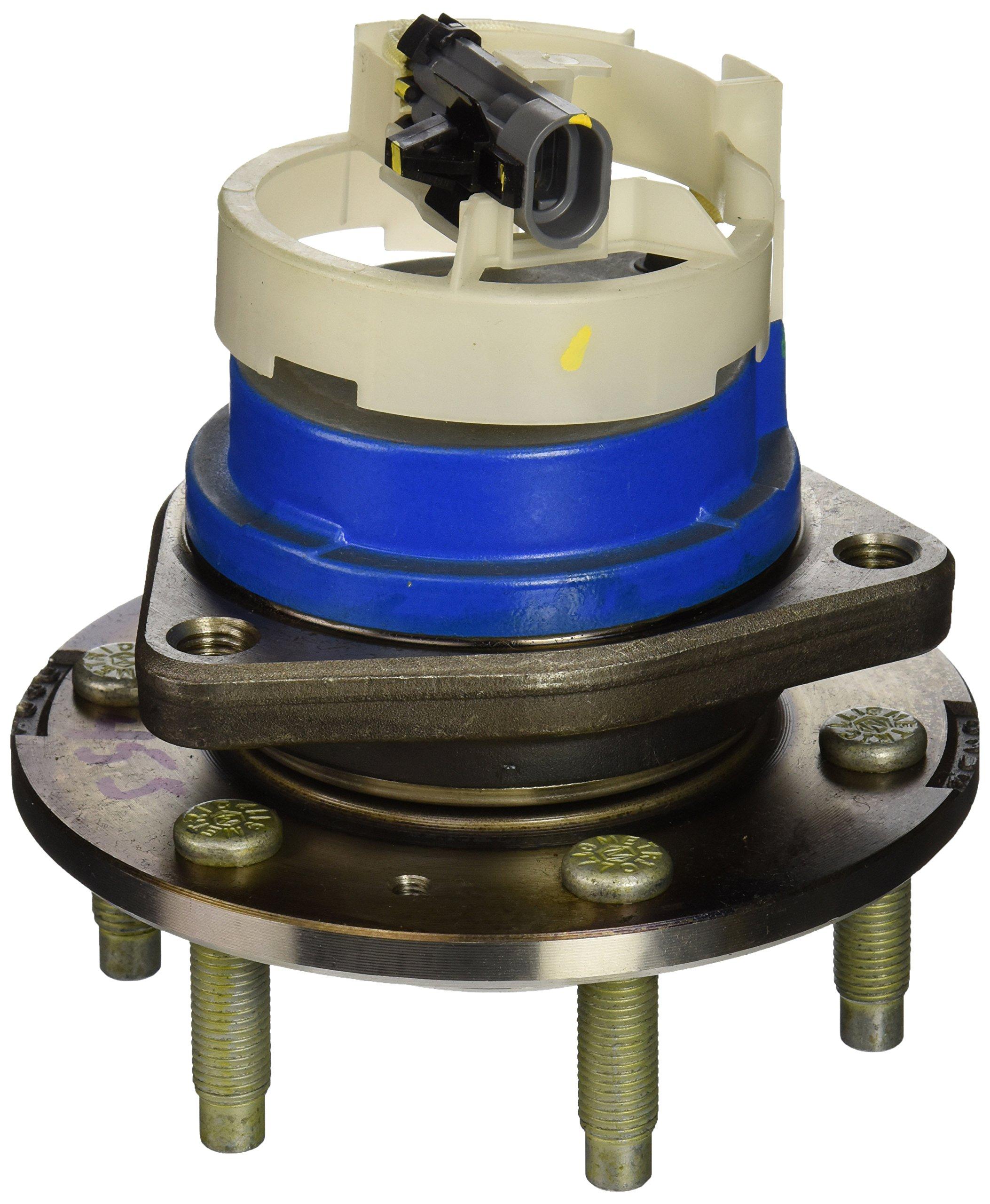 Timken HA590077 Axle Bearing and Hub Assembly