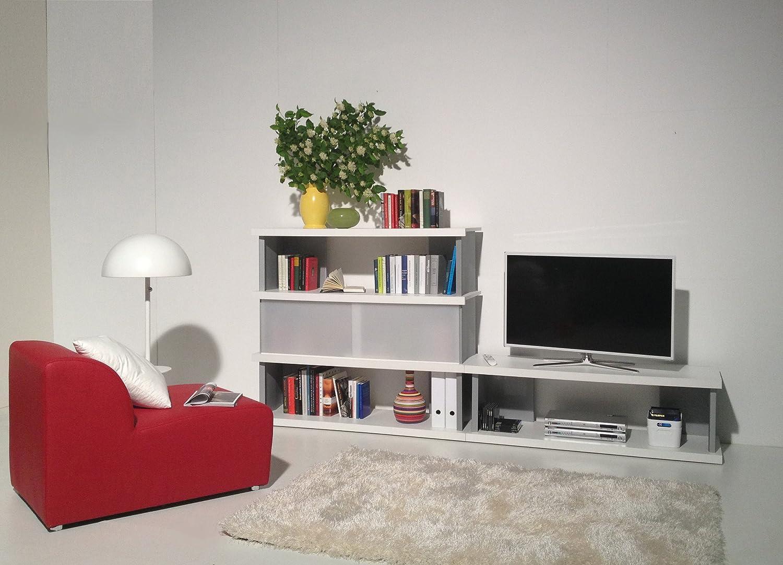 Wohnwand tv schiebetur - Hulsta bucherwand ...