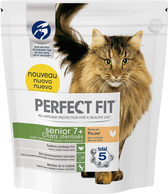 PERFECT FIT Senior Sterilise - Pienso AU Pollo para Gato 1,4 ...