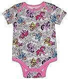 My Little Pony Baby Girls One Piece Snap Bodysuit