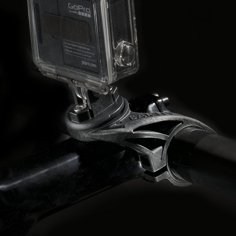 Black Bar Fly 4 MTB Mountain Bike Mount Includes Garmin, Polar, Wahoo, Mio, Magellan, GoPro, Light
