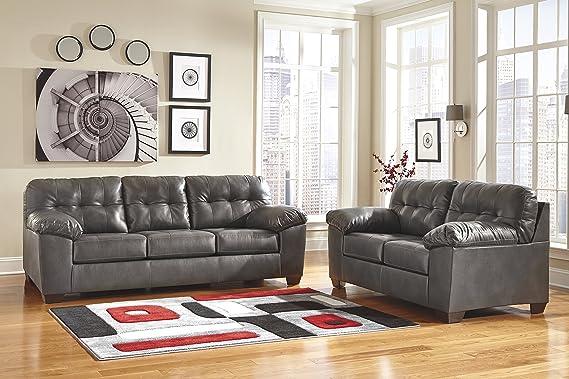 Amazon Ashley Furniture Signature Design Alliston Sofa