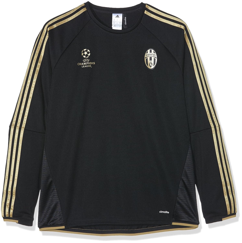 adidas Sweat-Shirt pour Homme- Maillot d'entraînement de la Juventus de Turin avec Logo UCL M ADIL0 #Adidas S19523