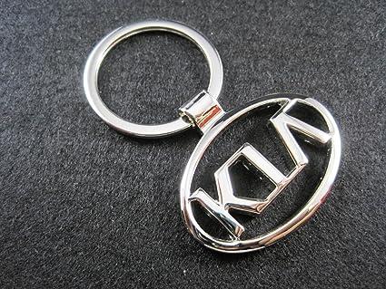 Llavero de metal compatible con Kia lla001-10