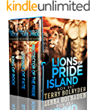 Lions of Pride Island Complete Series