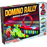 (None, Multi) - Domino Rally Classic - Dominoes for Kids - STEM-based Domino Set for Kids