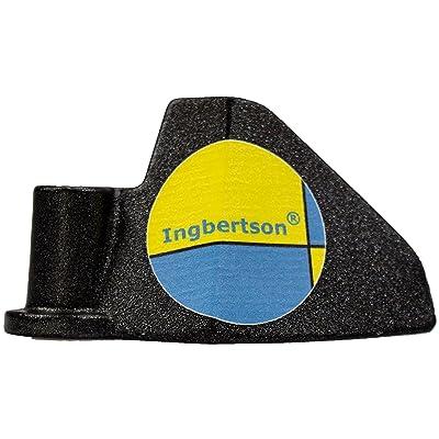 ingb ertson® Crochet Pétrisseur Convient baugleich pour Unold Machine à Pain/Back Meister 8600, 8690, 8695, 86951, 68415, 68615