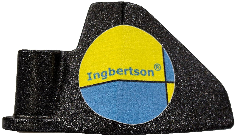 ingb ertson® Ganchos para amasar compatible para Unold baugleich – Panificadora (/Back Meister 8600, 8690, 8695, 86951, 68415, 68615