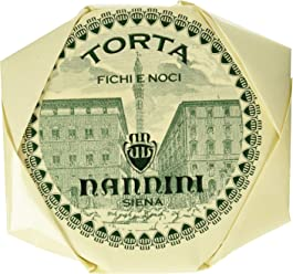 Pasticcerie Nannini Torta Fichi e & Noci - 450 G