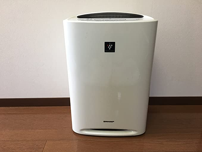 SHARP Plasmacluster Air Purifier with Humidifying Function 400mL/h ...