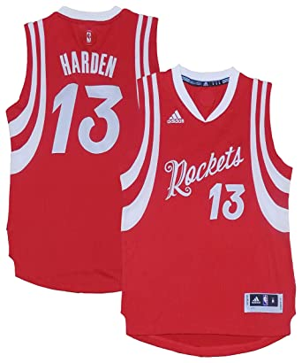 77d647fd1a5c ... low price james harden houston rockets 13 red youth x mas replica jersey  medium 10 9cf27