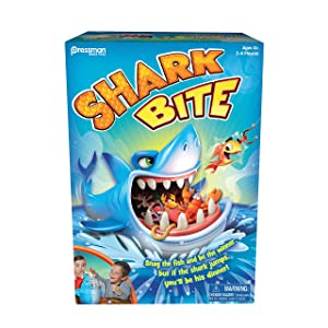 Pressman Toys Shark Bite Game (2-4 Players)