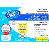 PRACTICE WORKBOOK - Senior KG - School Level - English : Prepare for Marrs Pre School Bee competition