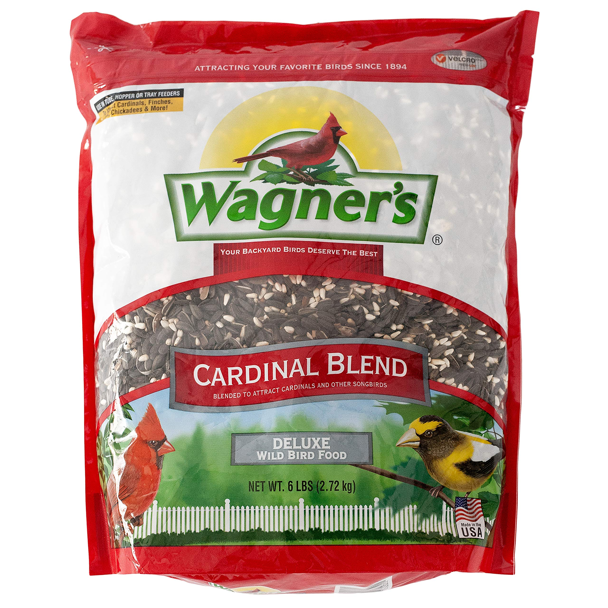 Wagner's 62032 Cardinal Blend, 6-Pound Bag by Wagner's