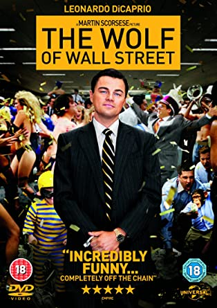 Amazon com: The Wolf of Wall Street [DVD] [2013]: Movies & TV