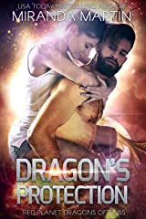 Dragon's Protection: A SciFi Alien Romance (Red Planet Dragons of Tajss Book 16) Kindle Edition