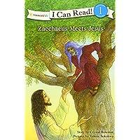Zacchaeus Meets Jesus (I Can Read! / Bible Stories)