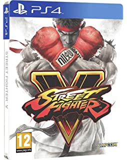 Street Fighter V - Edición Limitada