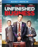 Unfinished Business Blu-ray