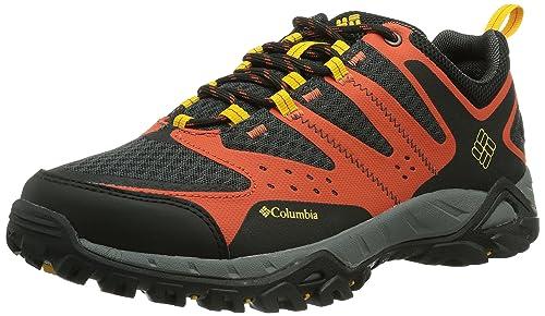 Columbia Peakfreak Xcrsn Xcel Outdry, Men's Multisport Outdoor Shoes -  Orange (Bonfire/Treasure