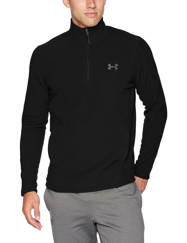 Under Armour Men's Zephyr Fleece Solid 1/4 Zip Sweat Shirt Under Armour Apparel 1328166