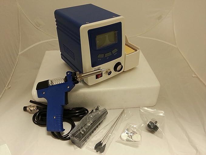 empriotecnologico ZD-985 - Estación de desoldado con pistola