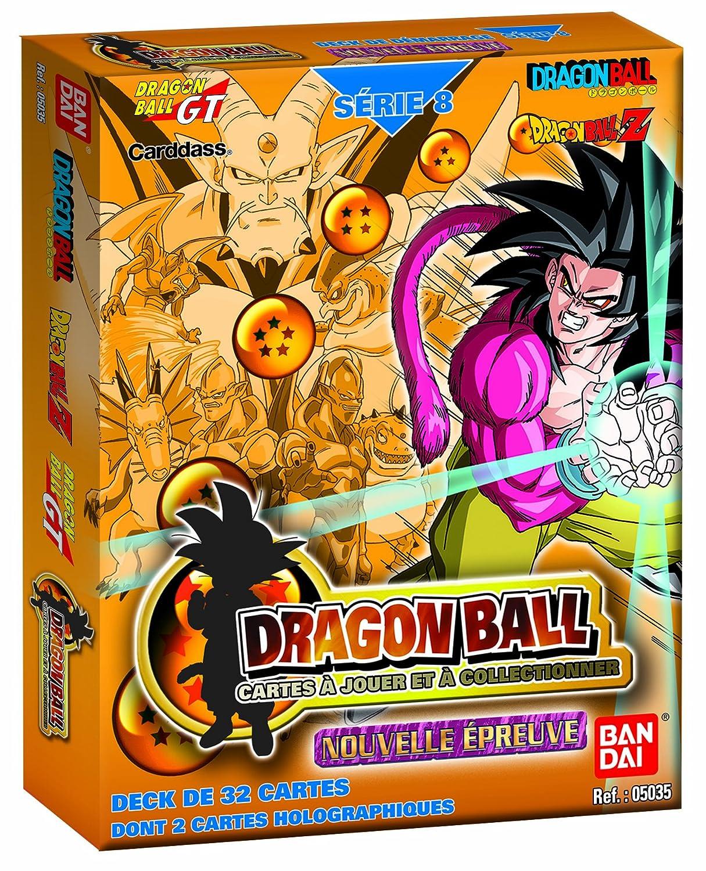 Bandai - Dragon Ball Tarjetas - 5035 - Cartas coleccionables ...