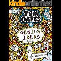 Tom Gates 4: Genius Ideas (mostly) (Tom Gates series)