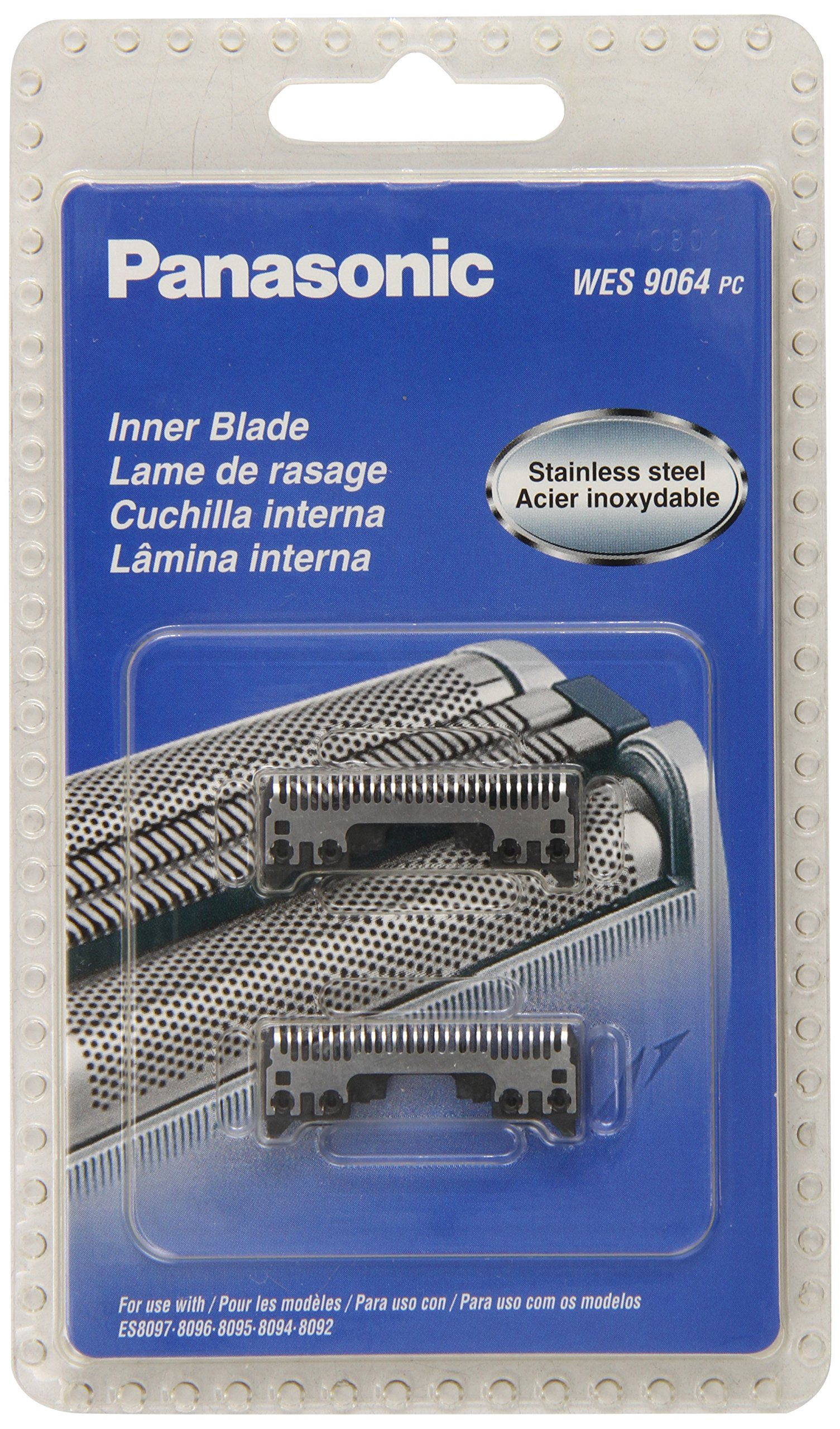 Panasonic WES9064PC Men's Electric Razor Replacement Inner Blade
