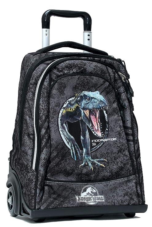 nuovo stile f5ced 9f43c Zaino Trolley Jurassic World: Amazon.it: Valigeria