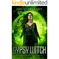 Gypsy Witch: A Paragon Society Novel (Book 2) book cover