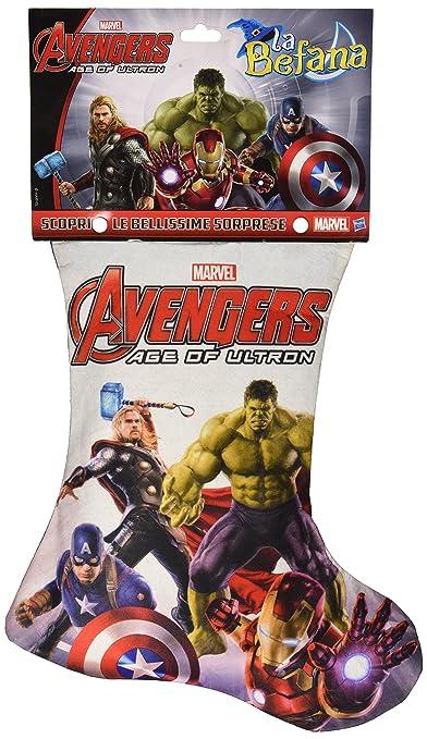 6 opinioni per Avengers B78644530- Calza Epifania