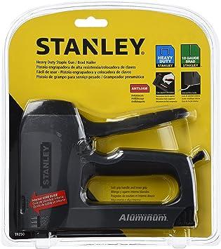 Stanley TRE550 Heavy Duty électrique agrafeuse//PISTOLET À CLOUS-Multi-Couleur