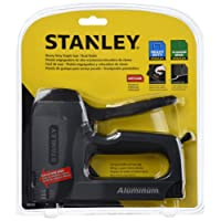 STANLEY TR250 SharpShooter Plus Heavy Duty Staple/Brad Nail Gun