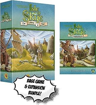Isla de Skye + Isla de Skye Journeymen Expansion.: Amazon.es: Juguetes y juegos