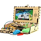 Piper Computer Kit: Award-Winning Build-A-Computer Age 8+ STEAM Learning, with Raspberry Pi, Google Blockly, StoryMode…