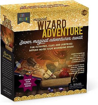 Magical Wizard Adventure Activity Set