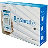 MySmartBlinds Automation Kit | Turn ordinary blinds into smart automated blinds | Works with Alexa & Google Assistant | Compatible with iOS or Android devices