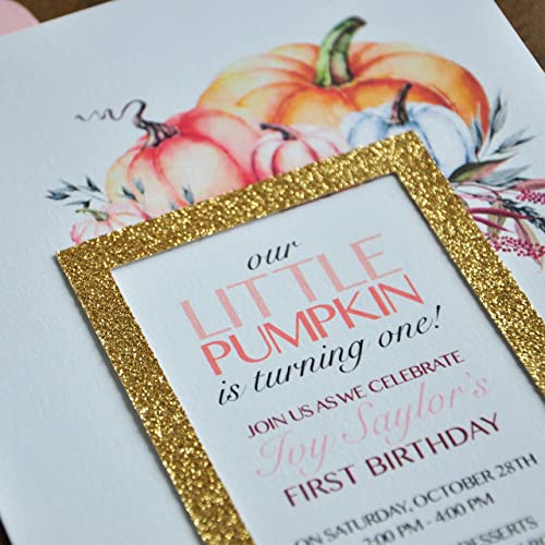 Amazon our little pumpkin is turning one we print cut glue our little pumpkin is turning one we print cut glue ship filmwisefo