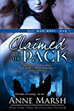 Claimed by the Pack (Blue Moon Brides Book 3)