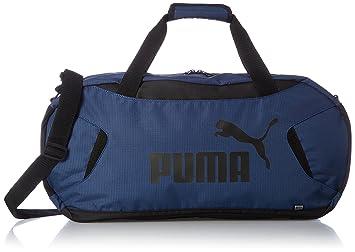 d77b69598 Puma Gym Duffle Bag S Bolsa, Unisex, Sargasso Black, OSFA: Amazon.es:  Deportes y aire libre