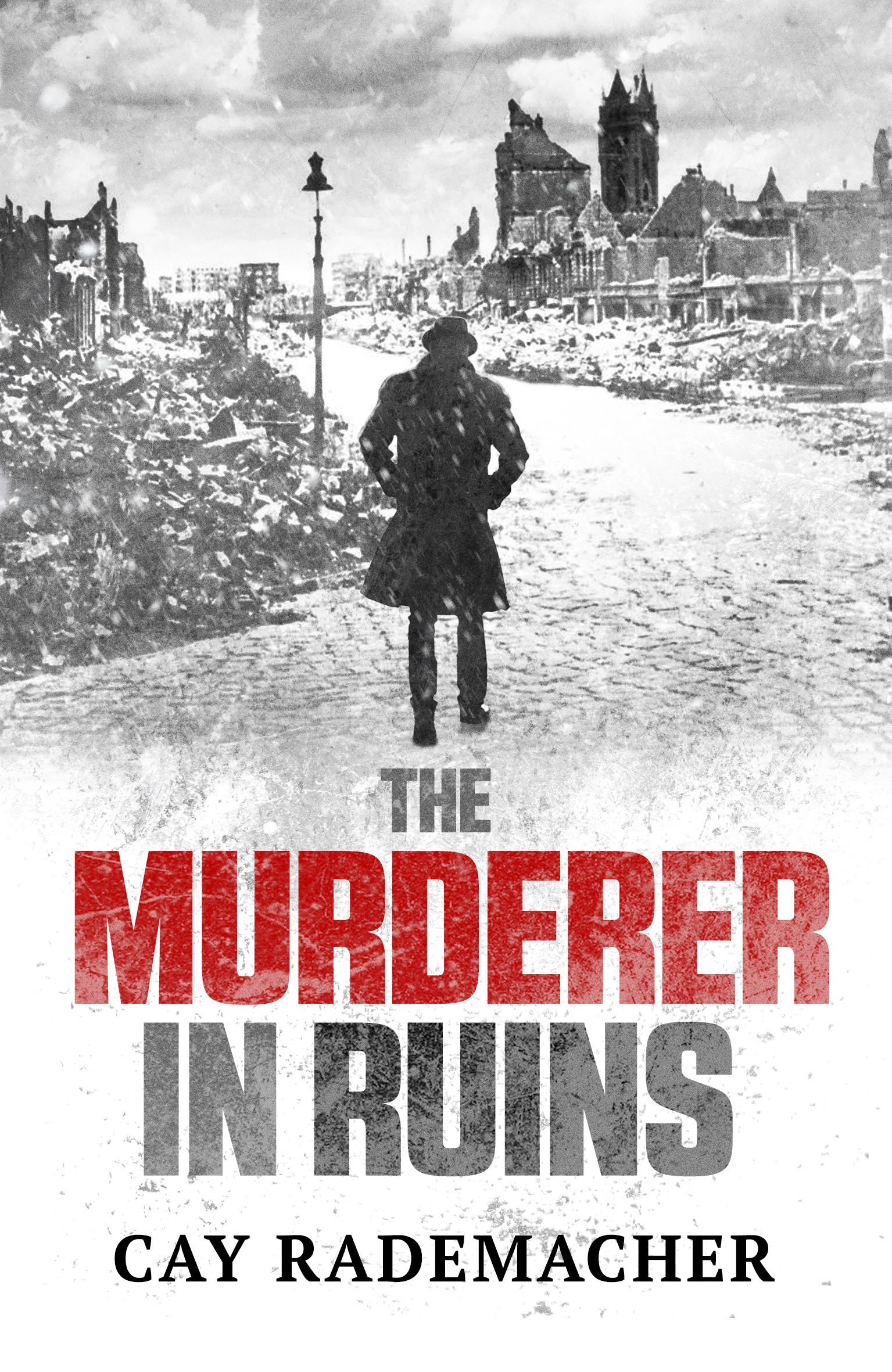 The Murderer in Ruins (Inspector Frank Stave)