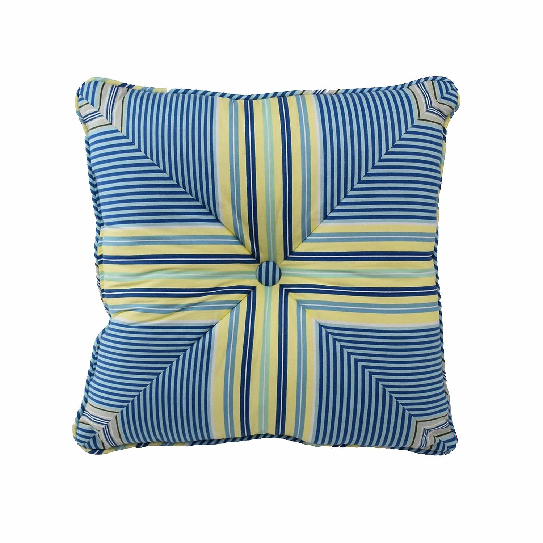 16 x 16 Porcelain Ellery Homestyles 15208016X016POR WAVERLY Floral Engagement Decorative Pillow