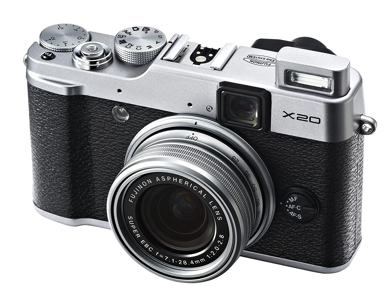 Camera Fujifilm Digital Cameras amazon com fujifilm x20 12 mp digital camera with 2 8 inch lcd silver point and shoot cameras photo