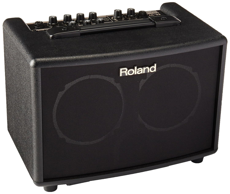 Roland ローランド アコースティック ギター アンプ 15W+15W ブラック AC-33   B00384NGH4